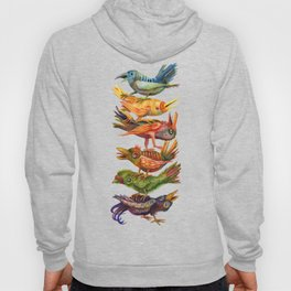Bird Totem of Six Hoody