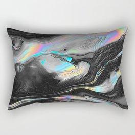 BROKEN + DESERTED Rectangular Pillow