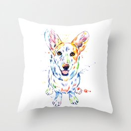 b38c63843585 Pet Loss Throw Pillows | Society6