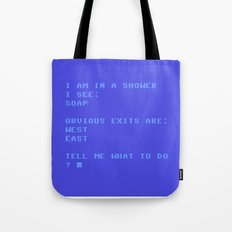 The Cleansing Adventure Tote Bag