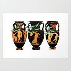 Ancient Greek Art Print