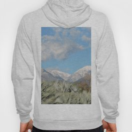From Chaparral To Snow Hoody