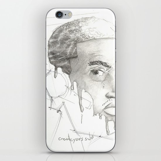 Create Yourself iPhone & iPod Skin