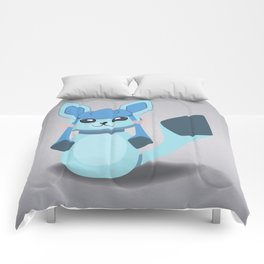 Evolution Bobbles - Glaceon Comforters