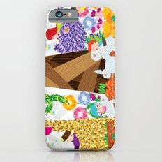 secret garden iPhone 6s Slim Case