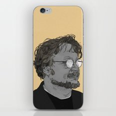 Guillermo del Toro iPhone & iPod Skin