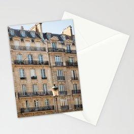 Classique - Paris Apartments Stationery Cards