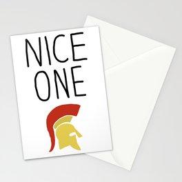 """""""Nice One Centurion"""" Stationery Cards"""