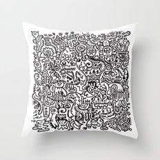 Mishmash Throw Pillow