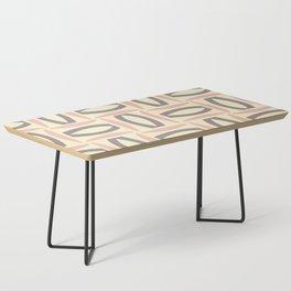 Alcedo - Pink Coffee Table
