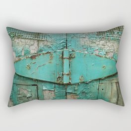 The History of Weather Rectangular Pillow