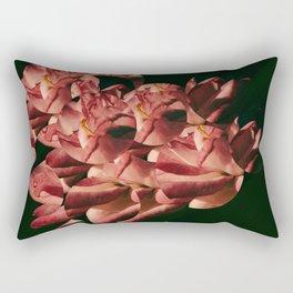 Here Lies the Sadness Rectangular Pillow