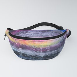 Ballad of a hare and a hedgehog Fanny Pack