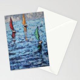 My Faith, Hope, Love /// by Olga Bartysh Stationery Cards
