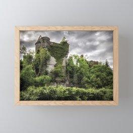 Zauberschloss Framed Mini Art Print