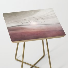 Positive sunset II Side Table
