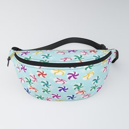 Holiday Mints Fanny Pack