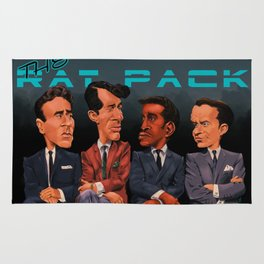 The Rat Pack Rug