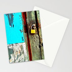 Lottery. Stationery Cards