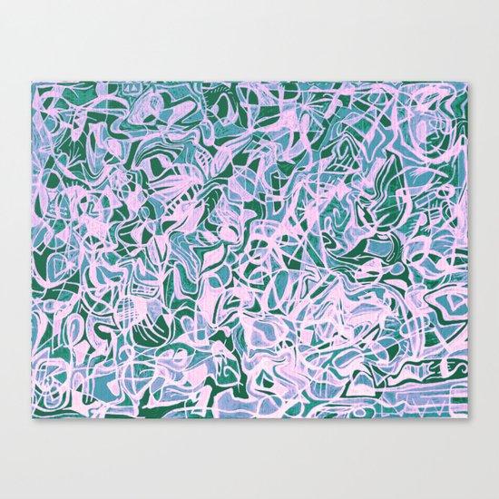The Invalid Canvas Print