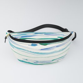 Tranquil Sea Fanny Pack