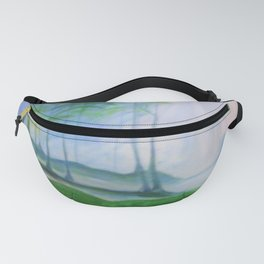Bosque luminoso Fanny Pack