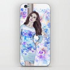 Spring fashion 3 iPhone & iPod Skin