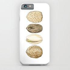 Edible Nuts Slim Case iPhone 6s