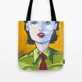 Up To The Task Tote Bag