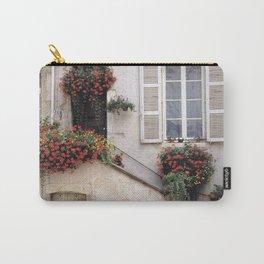 Urban Garden - France Carry-All Pouch