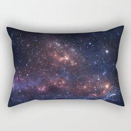 Stars and Nebula Rectangular Pillow