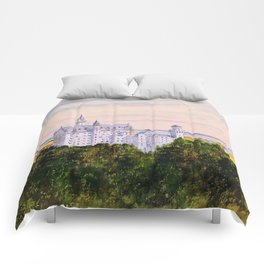 Neuschwanstein Castle Bavaria Germany Comforters