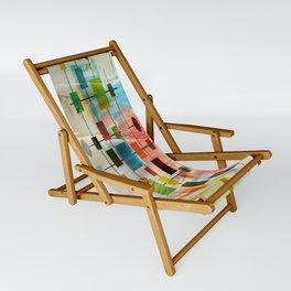 MidMod Graffiti 4.0 Sling Chair