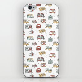 Campers iPhone Skin