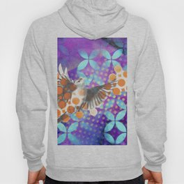 Spread your wings and fly Hoody