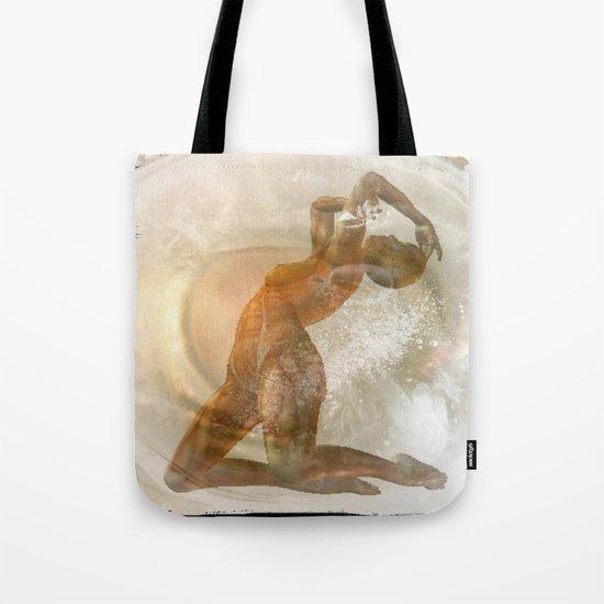 frozen body Tote Bag