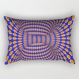 Vortex, Toroid, Internal Rectangular Pillow