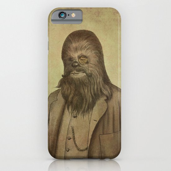 Chancellor Chewman  iPhone & iPod Case