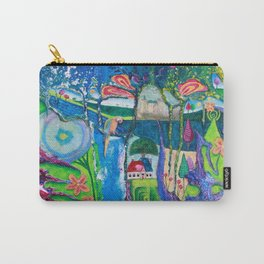 Traveling Into Infinity Carry-All Pouch