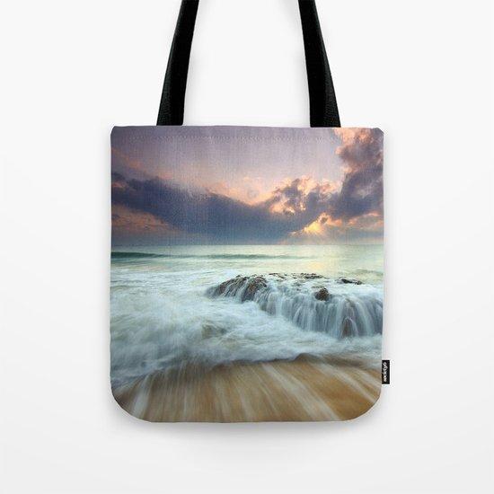Sunrise sea sky 4 Tote Bag