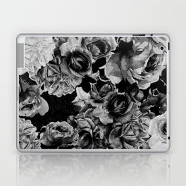 Black Roses Laptop & iPad Skin