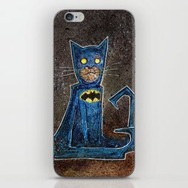 Catman  iPhone Skin