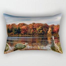 Hammond Pond Rectangular Pillow
