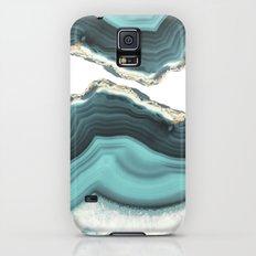 Sea Agate Slim Case Galaxy S5