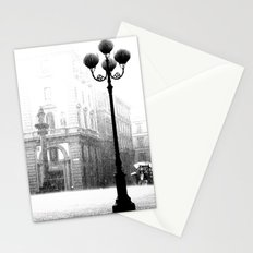 Florence in the Spring Rain Stationery Cards