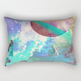 Spaaaaaace Rectangular Pillow
