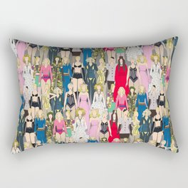 Madonna-A-Thon Rectangular Pillow
