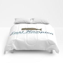 East Hampton - Long Island. Comforters