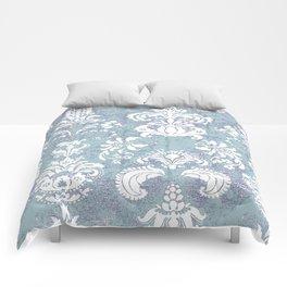 antique colonial Comforters