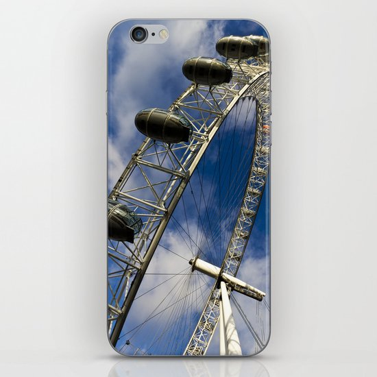 London Eye iPhone & iPod Skin